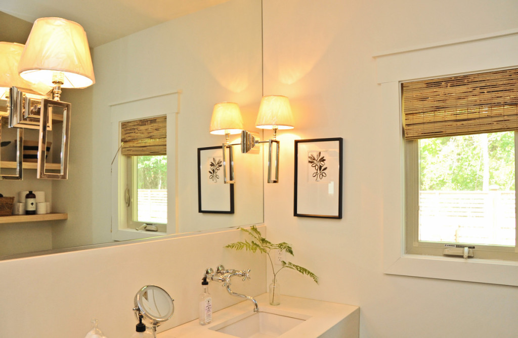 Lights Master Bath
